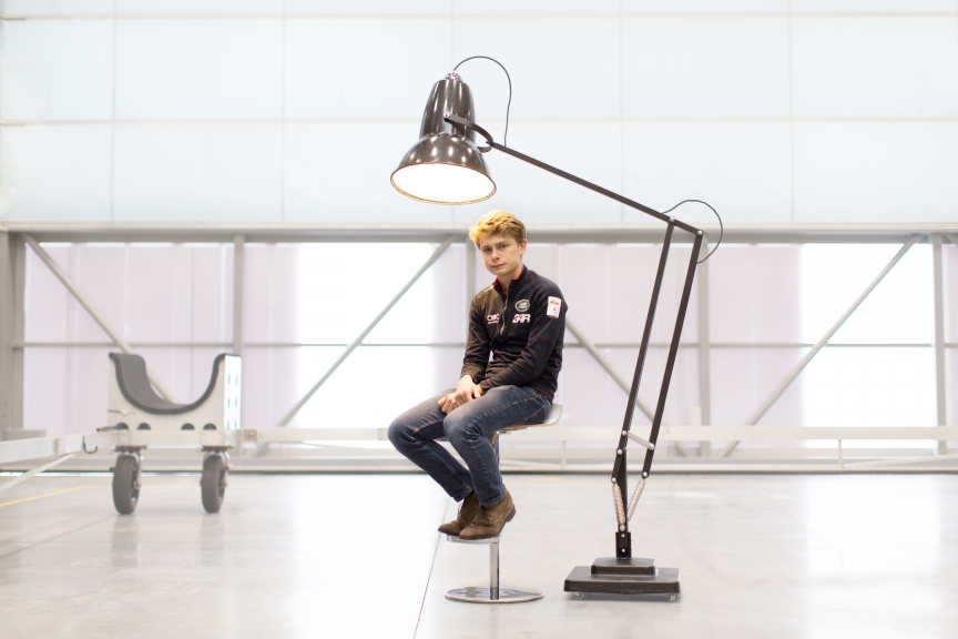 Jj and the giant anglepoise lamp 11th hour racing jj and the giant anglepoise lamp aloadofball Gallery